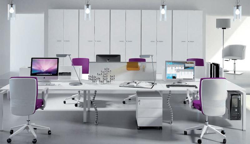 Как раньше выглядели обычные кабинеты?