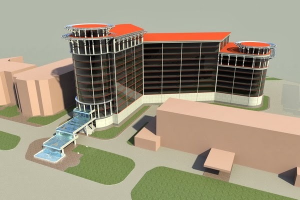 Гражданские здания и сооружения