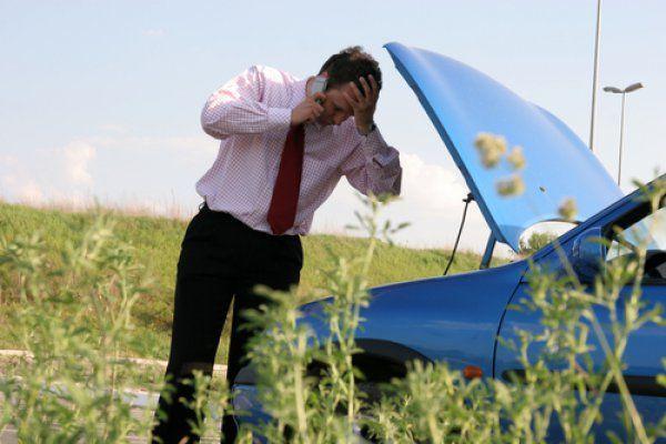 Если сломался автомобиль