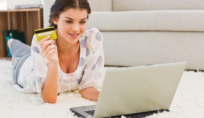 Как купить все необходимое не выходя из дома?