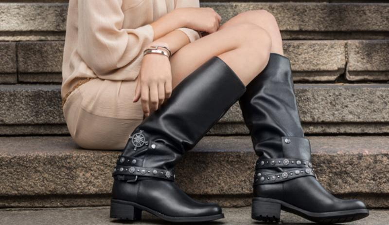 Выбираем стильные и качественные женские сапоги