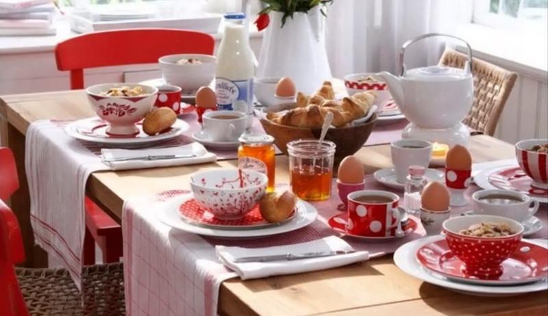 Как правильно подобрать тарелки?