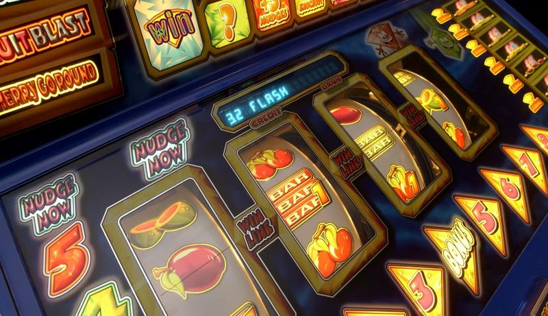 История создания игровых автоматов
