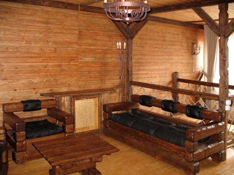 Выбираем качественную и стильную мебель из дерева