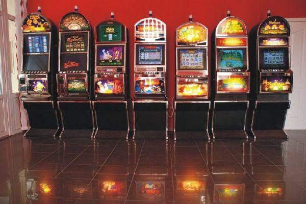 История создания игровых автоматах
