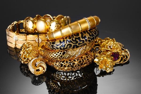 Золото всегда в моде