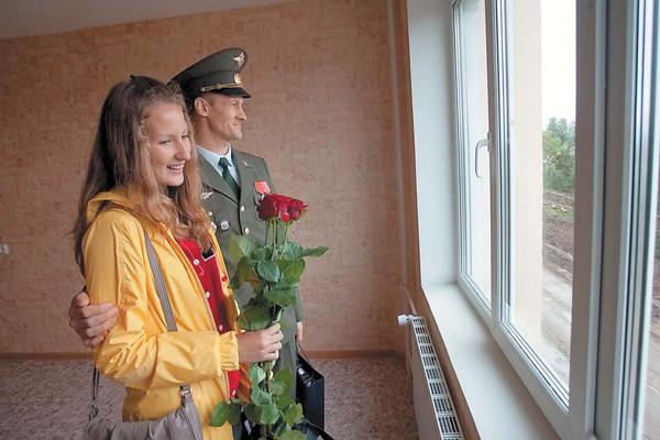 Военная ипотека в Подмосковье