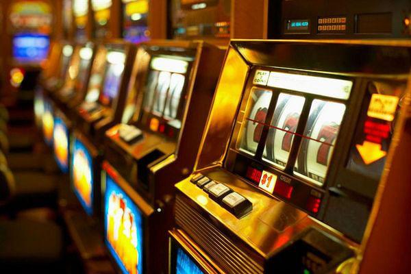 Игровые автоматы нашего времени