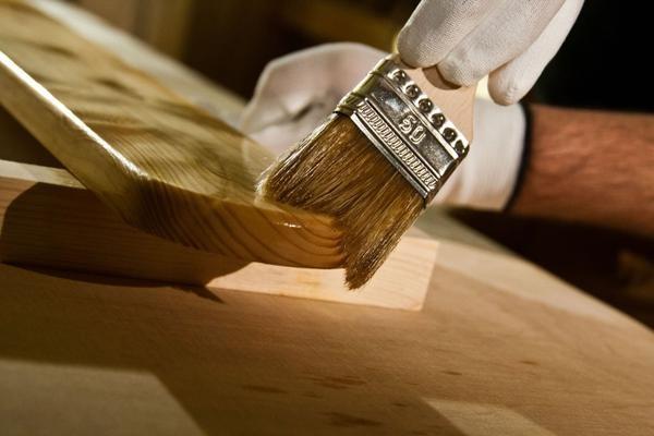 Антисептик для защиты древесины от грибков