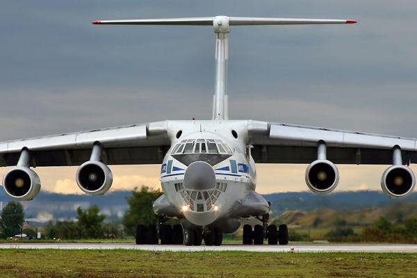 Как доставить груз по России самолетом?