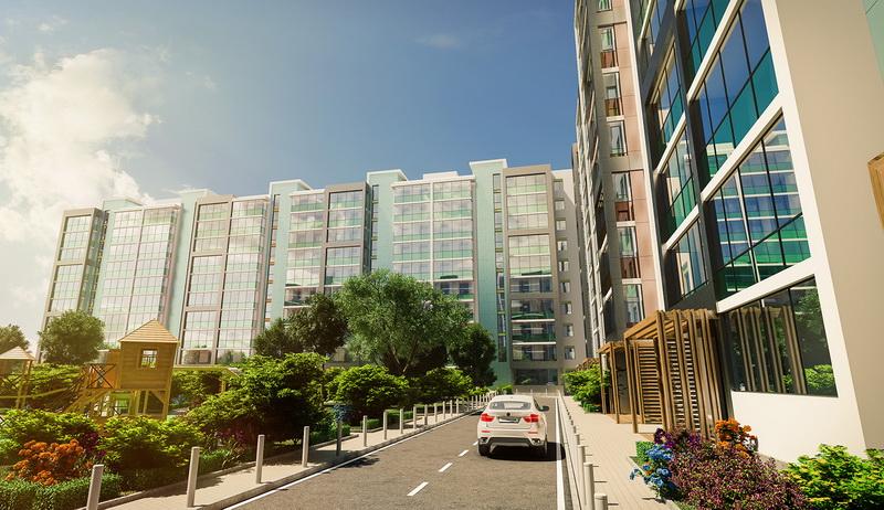 Покупка квартир в жилом комплексе ArtCity
