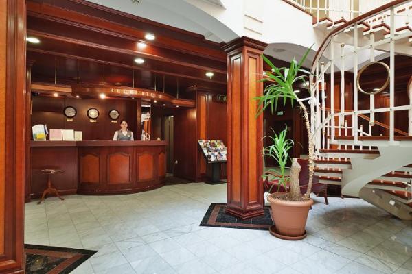 Сеть отелей АЛРОСА