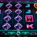 Яркий игровой автомат Neon Staxx, который принесет не менее яркие эмоции
