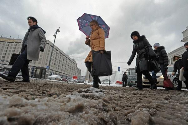 К чему привел отказ от реагентов Санкт-Петербург? Количество аварий выросло в разы!