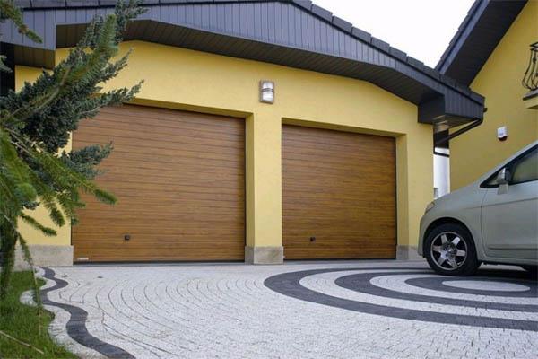 Разновидности гаражных ворот