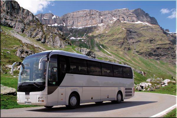 Автобусные туры на Чёрное море