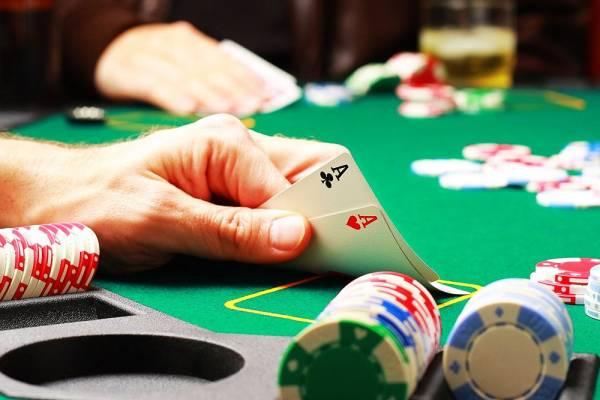 поток в покере
