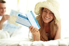 Увлекательное путешествие - покупаем авиабилеты