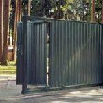 Качественные ворота с автоматикой по выгодным ценам в Саратове