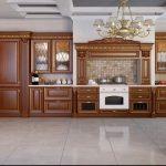 Модели кухонных гарнитуров в Москве