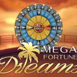 Mega Fortune Dreams — обзор игрового автомата в казино Чемпион
