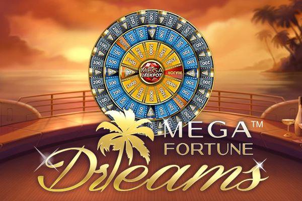 Mega Fortune Dreams - обзор игрового автомата в казино Чемпион