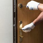 Замена дверного замка входной двери