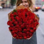 Самый популярный букет на 14 февраля? Какие цветы мужчины чаще всего покупают в подарок на День Святого Валентина?