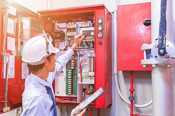 Монтаж и обслуживание противопожарных систем