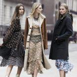Женская одежда для осени
