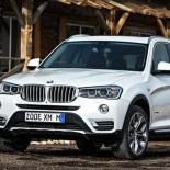 Новый BMW X3 2015-2016 г