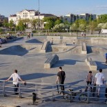 Скейт-парки в Краснодаре