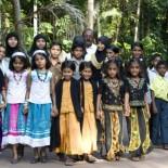 Деревня близнецов в Индии