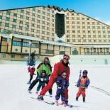 Новый горнолыжный отель в Турции