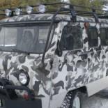 Экспедиционные багажники на «УАЗ Буханка»