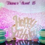 Декор дня рождения