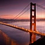 Это Сан-Франциско — город в стиле диско. Жемчужина Калифорнии.